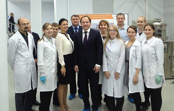 Лаборатория биотехнологии новых биоматериалов