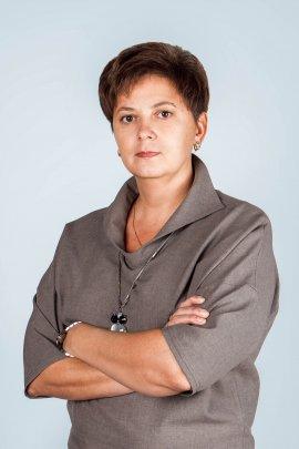 Мошкина Елена Васильевна