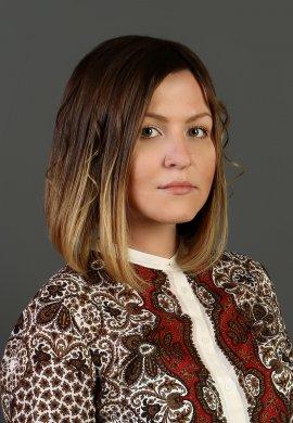 Александрова Галина Валерьевна