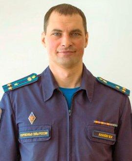 Анакин Максим Фёдорович