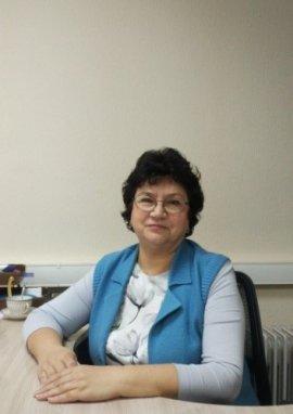 Андронова Александра Ивановна