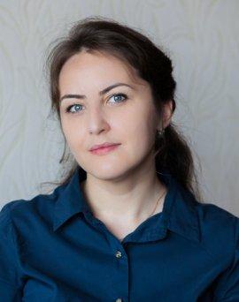 Анисимова Евгения Евгеньевна