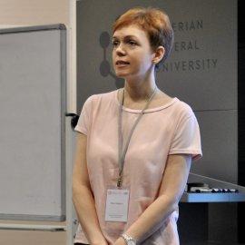 Антипова Ирина Августовна