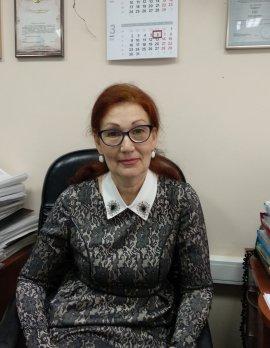 Ажгибесова Галина Арнольдовна