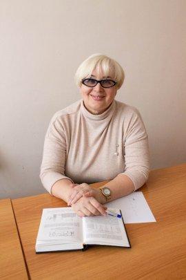 Баранова Марина Петровна