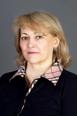 Баранова Галина Павловна