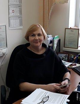 Батухтина Елена Анатольевна