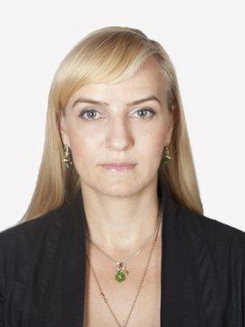 Бекушева Евгения Васильевна
