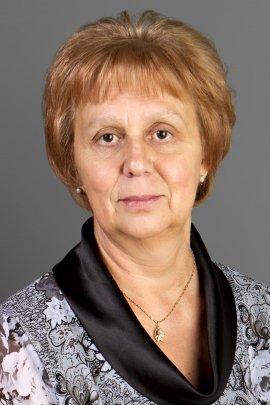 Белецкая Елена Яковлевна