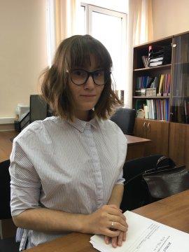 Бирюлина Екатерина Андреевна