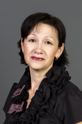 Быкова Марина Николаевна