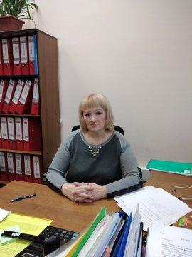 Дмитриева Елена Вольдемаровна