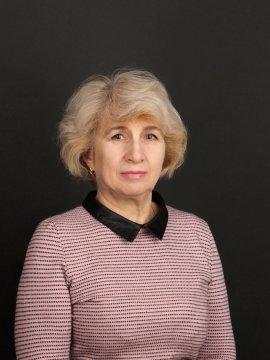 Дмитриева Валентина Борисовна