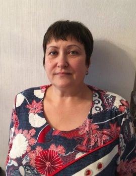 Егорова Ольга Семеновна