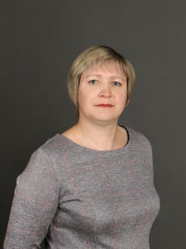 Егорова Елена Александровна
