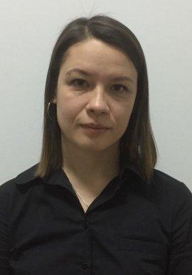 Эльберг Мария Сергеевна