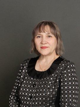 Епифанова Лариса Юрьевна