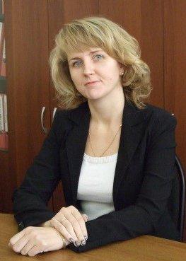Ершова Евгения Олеговна