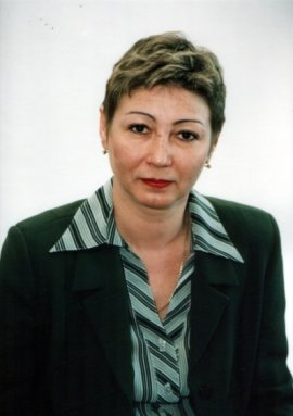 Ганчукова Ольга Владимировна