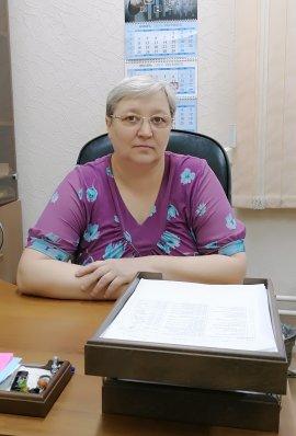 Гантимурова Наталья Владимировна