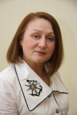 Гаврилина Любовь Евгеньевна