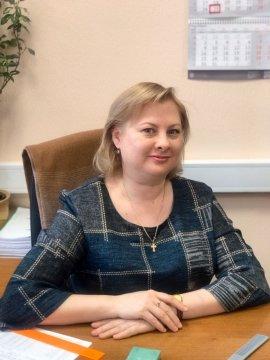 Гехман Ольга Юрьевна