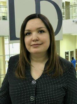 Гейн Оксана Борисовна