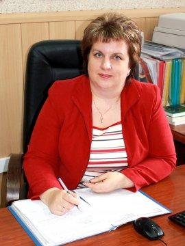 Глоба Светлана Борисовна