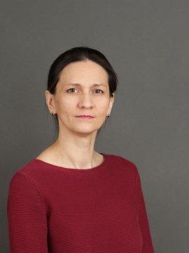 Горшкова Ирина Николаевна