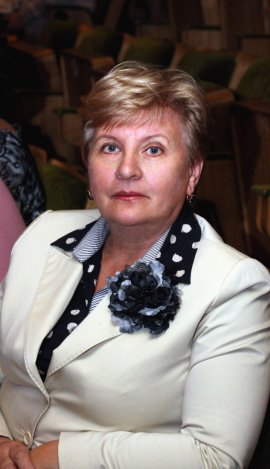 Халезина Ольга Павловна