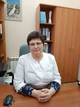 Халипская Ольга Борисовна