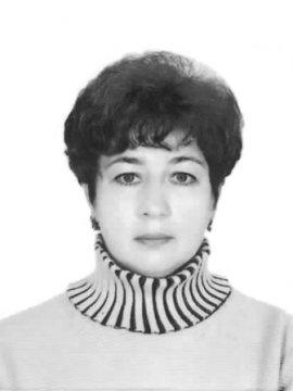 Харина Валентина Николаевна