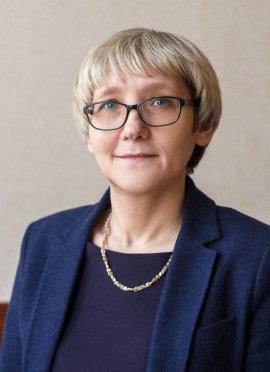 Храмова Людмила Николаевна
