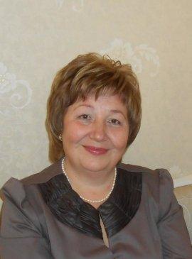 Хуснутдинова Галия Хамитовна