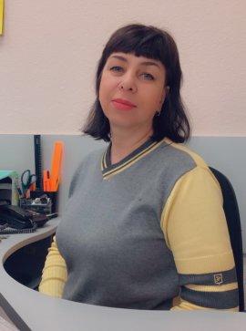 Ишмаева Светлана Степановна