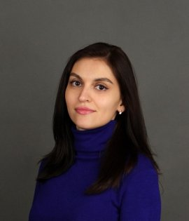 Кацаурова Ирина Николаевна