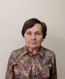 Качаева Любовь Ивановна