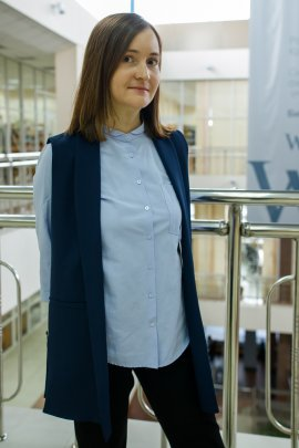 Каверзина Наталия Петровна