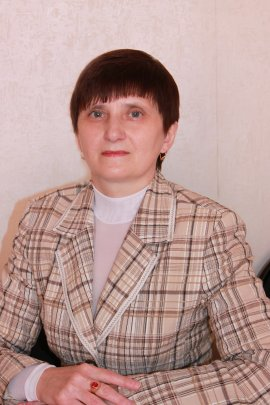 Казыдуб Надежда Николаевна