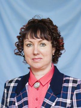 Климович Лариса Петровна