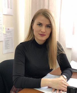 Кондрашова Юлия Владимировна