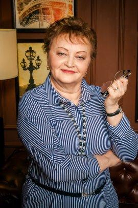 Корсакова Елена Дмитриевна