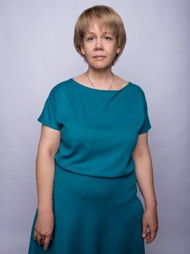 Красильникова Светлана Анатольевна