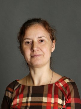 Кричко Елена Валерьевна