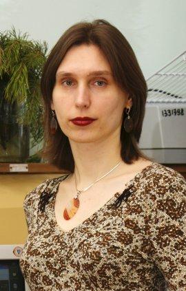 Крючкова Ольга Егоровна