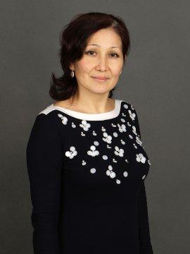 Кызласова Екатерина Григорьевна