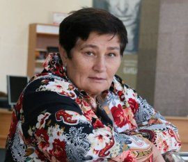 Лукина Антонида Константиновна