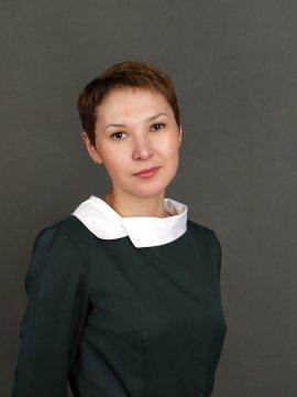 Лыкова Мария Владимировна