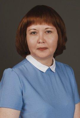 Шаламова Мария Константиновна