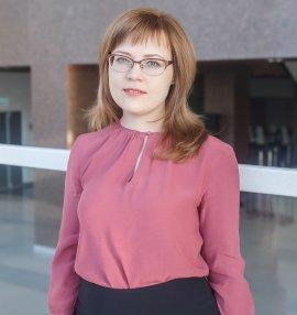 Мартьянова Наталья Анатольевна